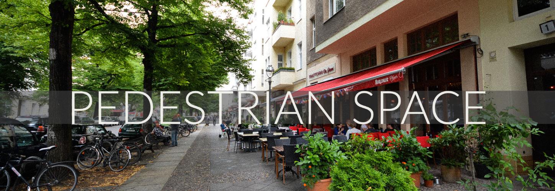 Pedestrian Space